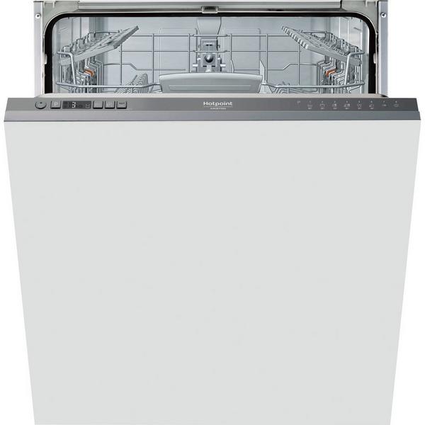 Hotpoint HIC3B19UK Integrated Full Size Dishwasher - 13 Place Settings