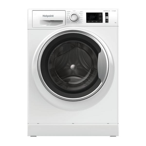 Hotpoint NM11945WSAUKN 9kg 1400 Spin Washing Machine - White - B Energy Rated
