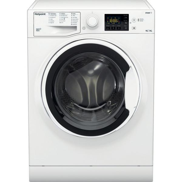 Hotpoint RDGE9643WUKN 9kg/6kg 1400 Spin Washer Dryer - White