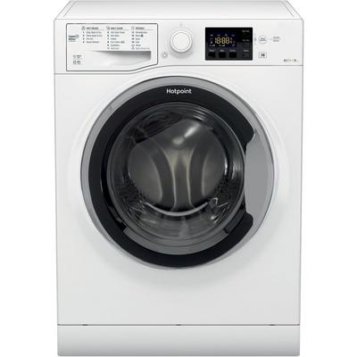 Hotpoint RG8640W 8kg/6kg 1400 Spin Washer Dryer - White - A Rated