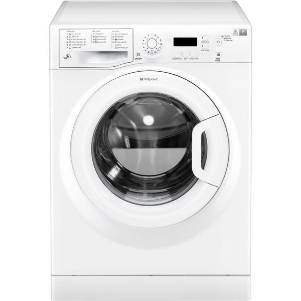 Hotpoint WMEUF743P 7kg 1400 Spin Washing Machine - White - A+++ Rated