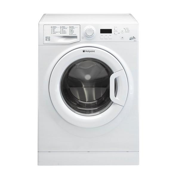 Hotpoint WMEUF944P 9kg 1400 Spin Washing Machine - White - A+++ Rated