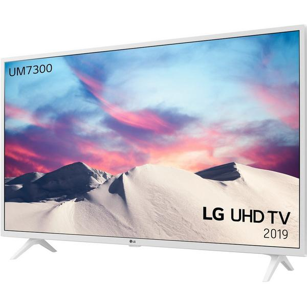"LG 43UM7390PLC 43"" 4K UHD TV,webOS-Freeview-Freesat-A Rated"