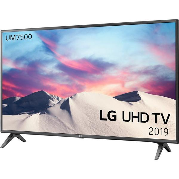 "LG 43UM7500PLA 43"" 4K UHD TV - SMART - webOs - Freeview HD - Freesat HD - A Rated"