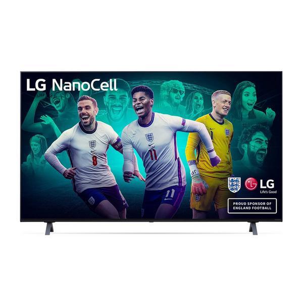 "LG 50NANO756PA 50"" 4K Ultra HD HDR NanoCell Smart TV"