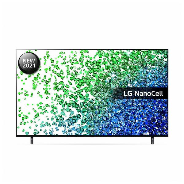 """LG 50NANO806PA 50"""" 4K Ultra HD HDR NanoCell LED Smart TV with Freeview Play Freesat HD & Voice Assistants"""