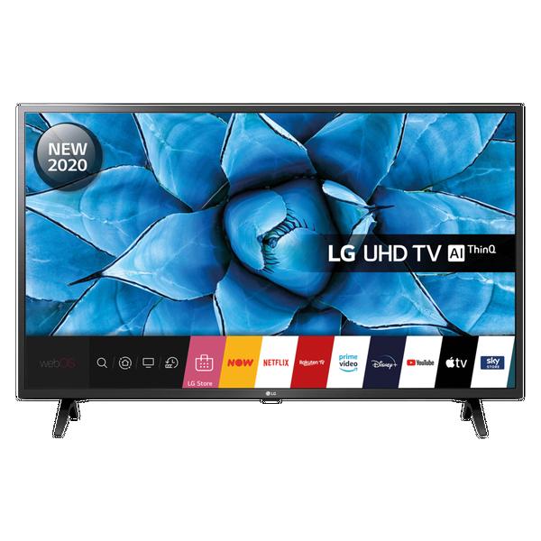 "LG 50UN73006LA 50"" 4K LED Smart TV - A Energy Rated"