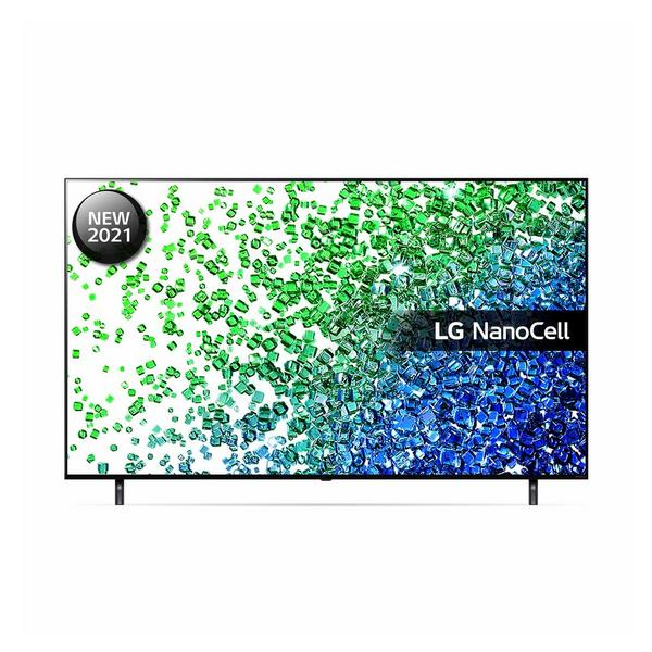 """LG 55NANO806PA 55"""" 4K Ultra HD HDR NanoCell LED Smart TV with Freeview Play Freesat HD & Voice Assistants"""