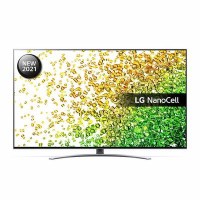 """LG 55NANO886PB 55"""" 4K Ultra HD HDR NanoCell LED Smart TV with Freeview Play Freesat HD & Voice Assistants"""