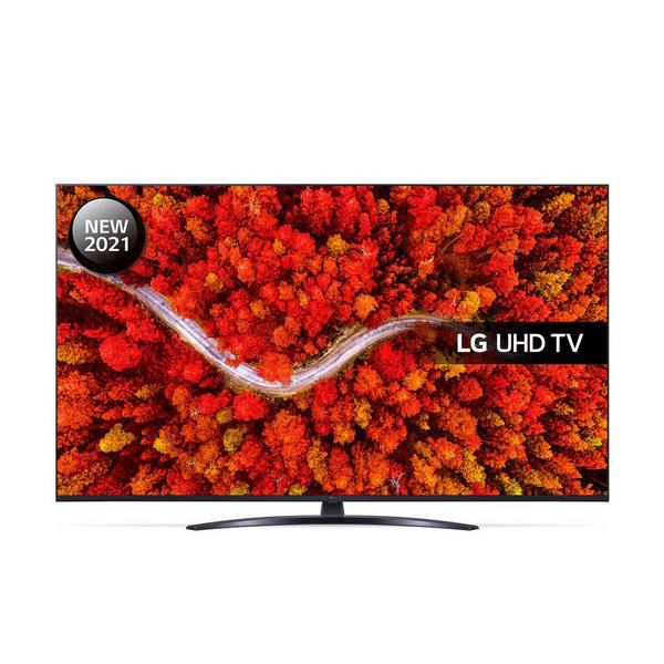 """LG 55UP81006LA 55"""" 4K Ultra HD LED Smart TV with Freeview Play Freesat HD & Voice Assistants"""