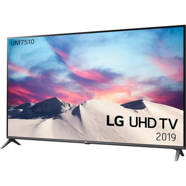 "LG 65UM7510PLA 65"" 4K UHD TV,webOS-Freeview-Freesat-A Rated"