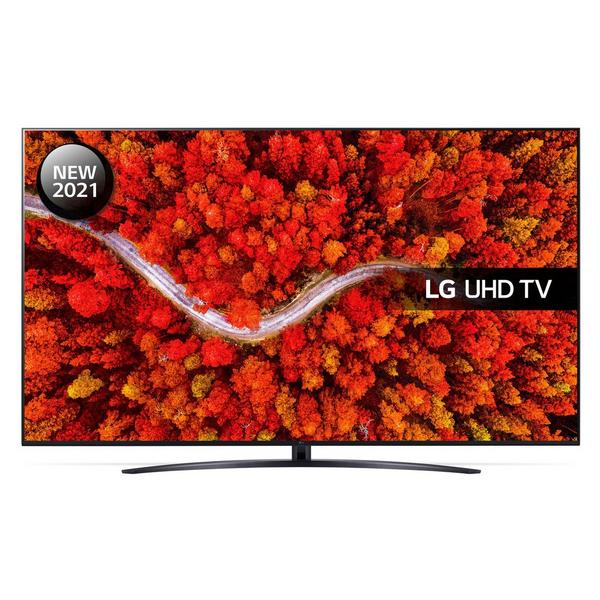 """LG 70UP81006LA 70"""" 4K Ultra HD LED Smart TV with Freeview Play Freesat HD & Voice Assistants"""