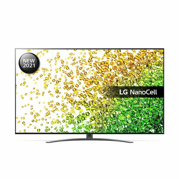 """LG 75NANO866PA 75"""" 4K Ultra HD HDR NanoCell LED Smart TV with Freeview Play"""