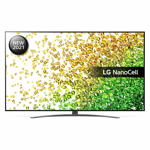 "LG 86NANO866PA 86"" 4K UHD HDR NanoCell LED Smart TV with Freeview Play"
