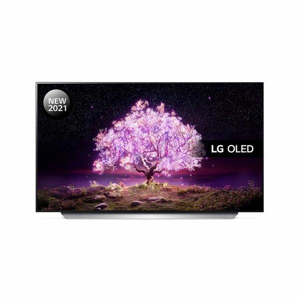 "LG OLED48C16LA 48"" 4K UHD OLED Smart TV with Self- lit Pixel Technology"