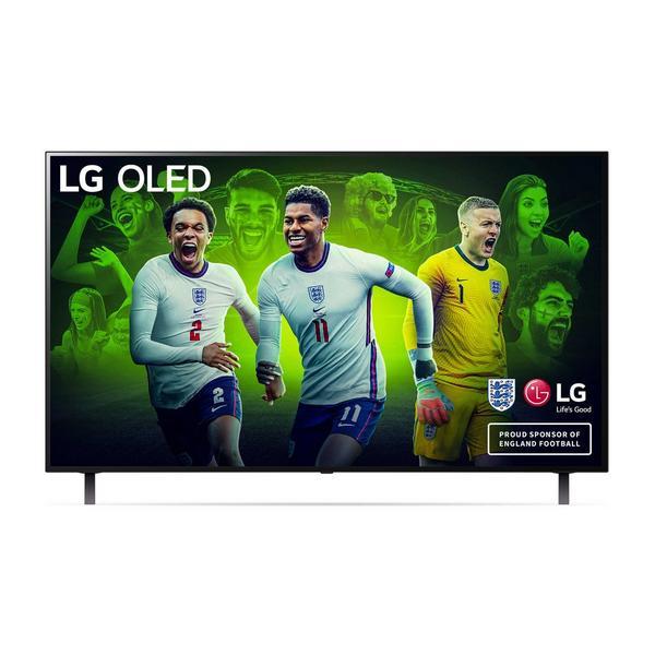 """LG OLED55A16LA 55"""" 4K UHD OLED Smart TV with Self- lit Pixel Technology"""