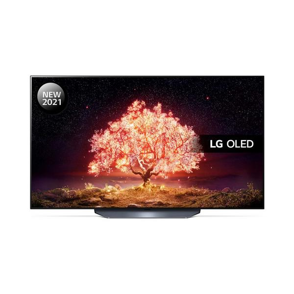 "LG OLED55B16LA 55"" 4K UHD OLED Smart TV with Self- lit Pixel Technology V"