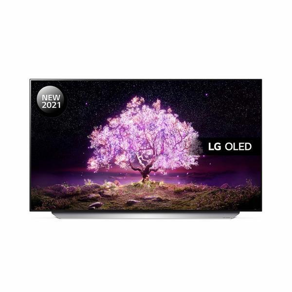 "LG OLED55C16LA 55"" 4K UHD OLED Smart TV with Self- lit Pixel Technology"