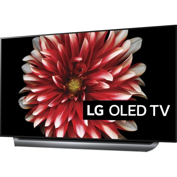 "LG OLED55C8PLA 55"" 4K OLED - Smart - Freeview Play - Freesat - webOS - Dolby Atmos - A Rated"
