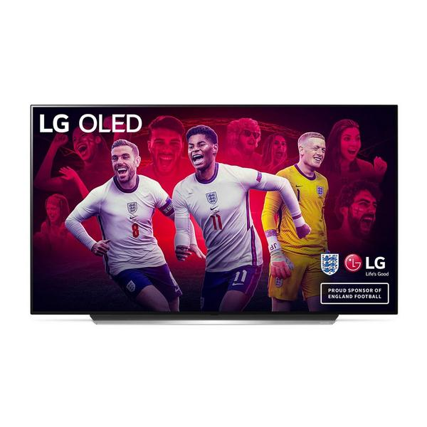 "LG OLED55CX5LB 55"" 4K Ultra HD OLED Smart TV with Sports Alert & Self- lit Pixel Technology"