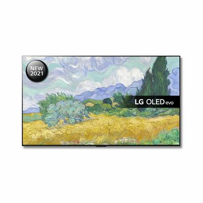 "LG OLED55G16LA 55"" 4K UHD OLED Smart TV with Self-lit Pixel Technology"