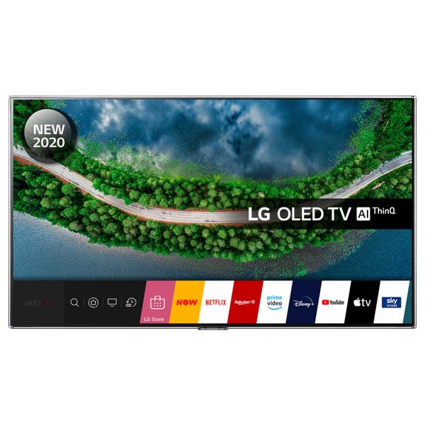 "LG OLED55GX6LA 55"" 4K Ultra HD OLED Smart TV with FilmMaker Mode & Dolby Atmos"