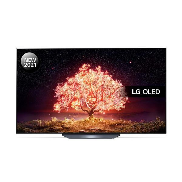"""LG OLED65B16LA 65"""" 4K UHD OLED Smart TV with Self- lit Pixel Technology"""
