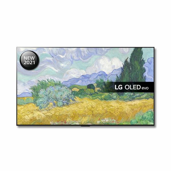 "LG OLED65G16LA 65"" 4K UHD OLED Smart TV with Self-lit Pixel Technology"
