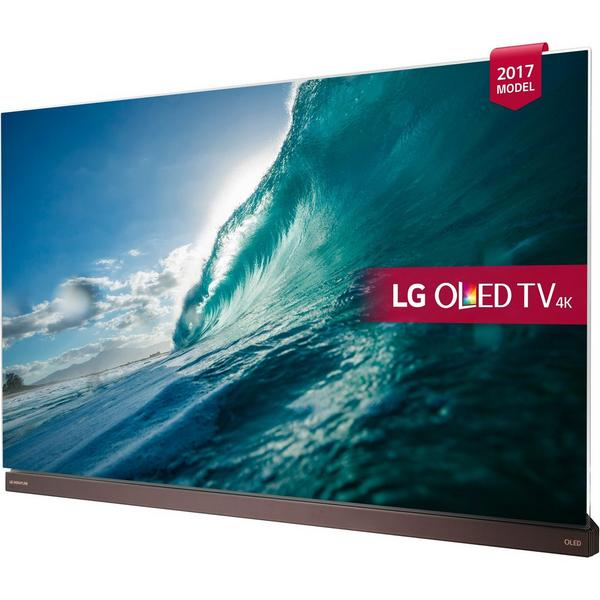 "LG OLED65G7V 65"" 4K OLED HDR - Freeview Play - Freesat - webOS - Dolby Atmos Soundbar - A Rated"