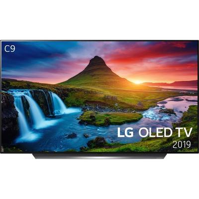 "LG OLED77C9PLA 77"" OLED TV - SMART - webOs - Freeview HD - Freesat HD - INFINITE - Black - A Rated"