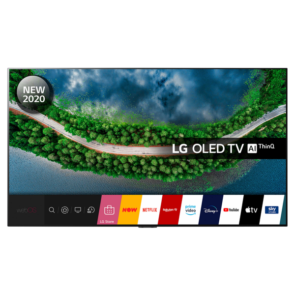 "LG OLED77GX6LA 77"" 4K Ultra HD OLED Smart TV with ThinQ AI & Dolby Atmos"