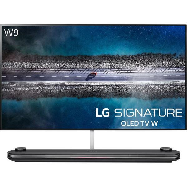 "LG OLED77W9PLA 77"" OLED TV - SMART - webOs - Freeview HD - Freesat HD - INFINITE - Black - A Rated"
