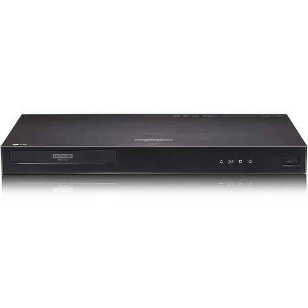 LG UP970 4K Blu-ray Player - Dolby Vision - 3D - HRD Playback