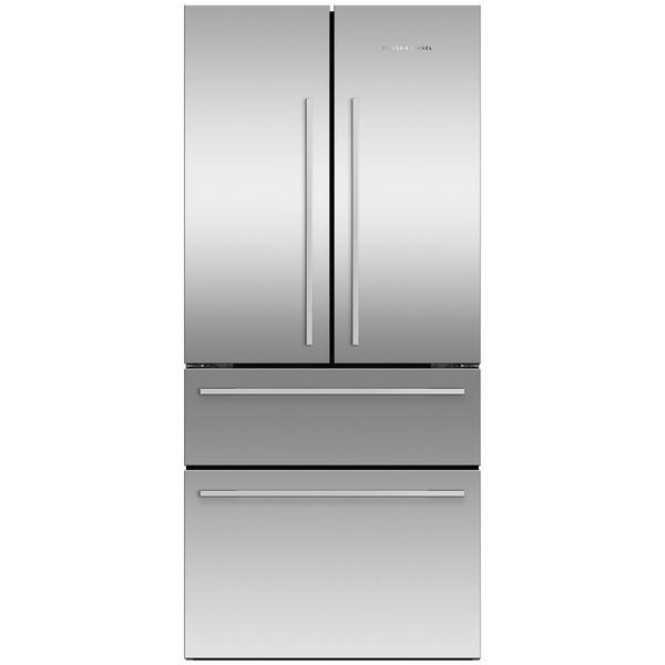 Fisher & Paykel RF523GDX1 Multi Door Fridge Freezer - Stainless Steel - Frost Free