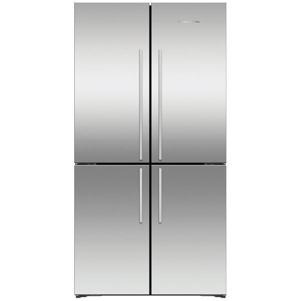 Fisher & Paykel RF605QDVX1 Frost Free Multi Door Fridge Freezer - Stainless Steel