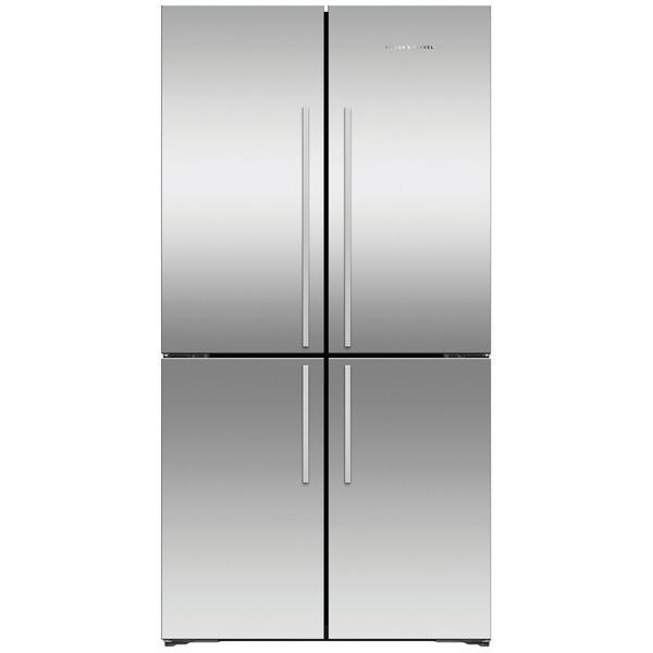 Fisher & Paykel RF605QDVX1 Multi Door Fridge Freezer - Stainless Steel - Frost Free