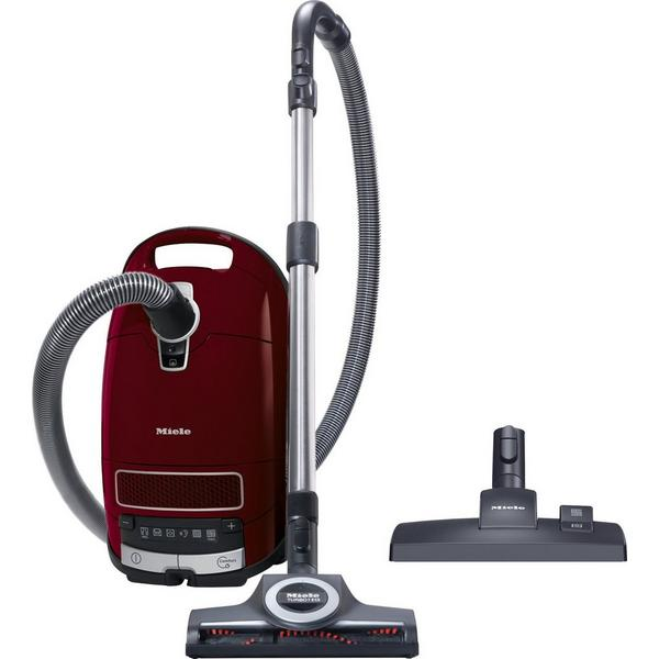 Miele C3CAT&DOG Vacuum Cleaner-Tayberry Red