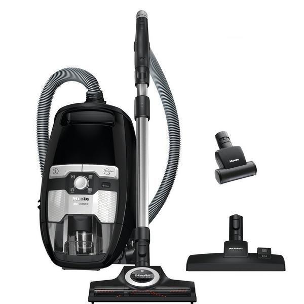 Miele CX1CAT&DOG Bagless Vacuum Cleaner - Obsidian Black
