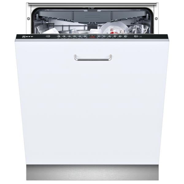 Neff S513N60X2G Built In Dishwasher - 14 Place Settings