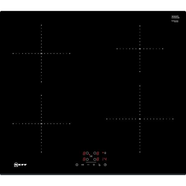 Neff T36FB41X0G 60cm Induction Hob - Black