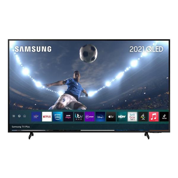 "Samsung QE43Q60AAUXXU 43"" 4K QLED Smart TV Quantum HDR powered by HDR10 +"