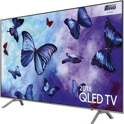 "Samsung QE49Q6FNATXXU 49"" QLED Smart 4K Ultra Rated HD HDR QLED TV Plus - Freesat HD"