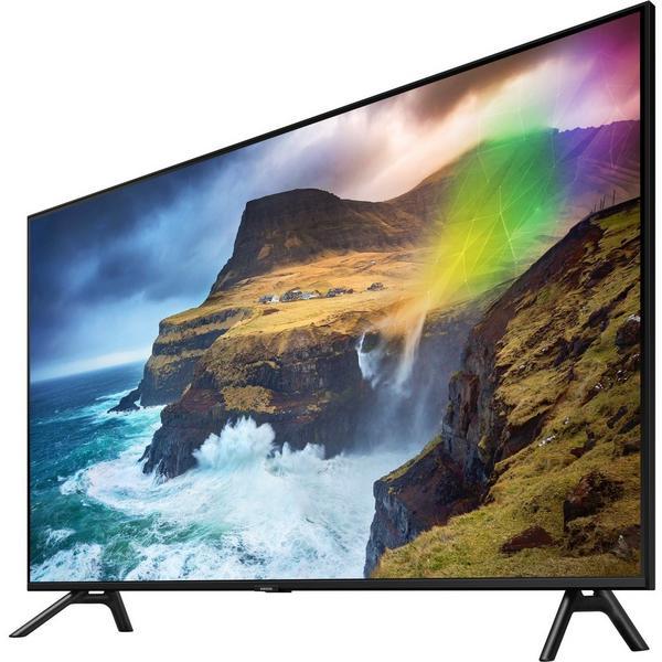 "Samsung QE49Q70RATXXU 49"" QLED 4K HDR 1000 Smart TV, B Rated"