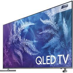 """Samsung QE55Q6FNATXXU 55"""" QLED Smart 4K Ultra Rated HD HDR QLED TV Plus - Freesat HD"""