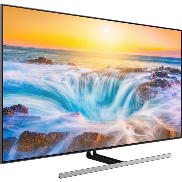"Samsung QE55Q85RATXXU 55"" QLED 4K HDR 1500 Smart TV,B Rated"