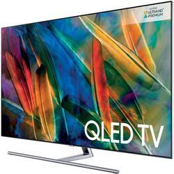 """Samsung QE55Q8FNATXXU 55"""" QLED HDR1500 4K Ultra Rated HD Premium Certified TV Plus - Freesat"""