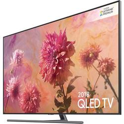 "Samsung QE55Q9FNATXXU 55"" Flagship QLED HDR2000 4K Ultra Rated HD Premium Certified TV Plus - Freesat"