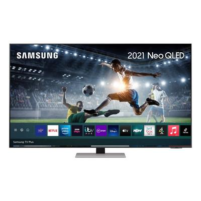 """Samsung QE55QN85AATXXU 55"""" 4K Neo QLED Smart TV Quantum Matrix Technology,Quantum HDR 1500 powered by HDR10+ with Wide Viewing Angle"""