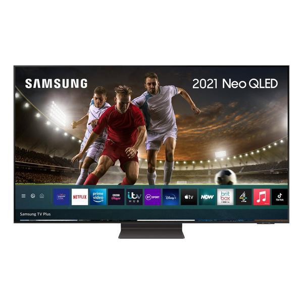 "Samsung QE55QN95AATXXU 55"" 4K Neo QLED Smart TV Quantum Matrix Technology Quantum HDR 2000 powered by HDR10+"