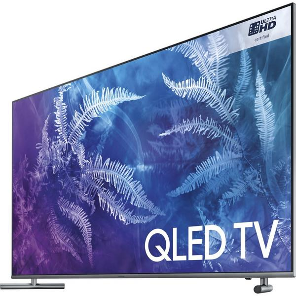 "Samsung QE65Q6FNATXXU 65"" QLED Smart 4K Ultra Rated HD HDR QLED TV Plus - Freesat"